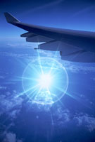 飛行機 22442001499| 写真素材・ストックフォト・画像・イラスト素材|アマナイメージズ