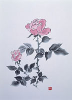 水墨画 22451004545| 写真素材・ストックフォト・画像・イラスト素材|アマナイメージズ