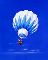気球 イラスト 22451004835  写真素材・ストックフォト・画像・イラスト素材 アマナイメージズ