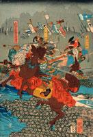 川中島合戦(右)