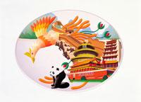 中国イメージイラスト