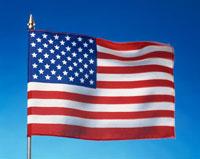 アメリカの国旗 22451010865  写真素材・ストックフォト・画像・イラスト素材 アマナイメージズ