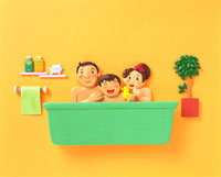 お風呂ファミリークラフト