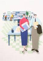 オフィスイメージクラフト 22451012927| 写真素材・ストックフォト・画像・イラスト素材|アマナイメージズ