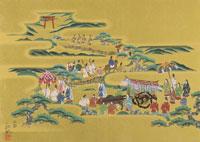 賀茂祭 22451023620  写真素材・ストックフォト・画像・イラスト素材 アマナイメージズ
