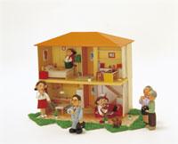 家の模型 22451025832| 写真素材・ストックフォト・画像・イラスト素材|アマナイメージズ