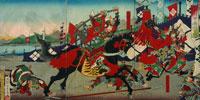 川中島大合戦