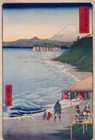 富士三十六景 相模七里ヶ浜
