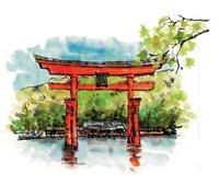 宮島 厳島神社 大鳥居