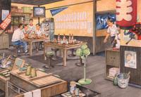懐かしい昭和の大衆酒場