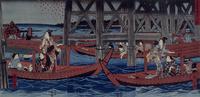 東京両国すずみ船 22451034176| 写真素材・ストックフォト・画像・イラスト素材|アマナイメージズ