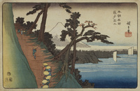 本朝名所 薩多富士 22451034177| 写真素材・ストックフォト・画像・イラスト素材|アマナイメージズ