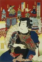 花競神田祭礼 尾上菊五郎 22451034184| 写真素材・ストックフォト・画像・イラスト素材|アマナイメージズ