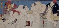 相撲取組み