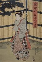 乗物町和歌仙ノ図 右 22451034195| 写真素材・ストックフォト・画像・イラスト素材|アマナイメージズ