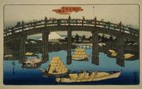 江戸名所 日本橋