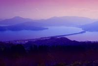天橋立 夕景 22456002122| 写真素材・ストックフォト・画像・イラスト素材|アマナイメージズ