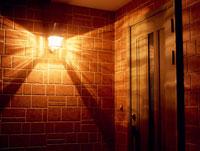 玄関と照明