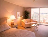ホテル 22503000802  写真素材・ストックフォト・画像・イラスト素材 アマナイメージズ
