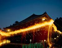 東大寺二月堂  お水とり