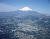 富士スピードウェイと富士山
