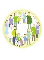 家族 医療 22571000094| 写真素材・ストックフォト・画像・イラスト素材|アマナイメージズ