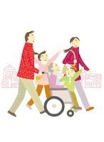 家族 22571000095| 写真素材・ストックフォト・画像・イラスト素材|アマナイメージズ