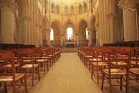 中世市場都市プロヴァンの巡礼教会