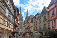 フランス ブルターニュ地方 カンペール 22585002095| 写真素材・ストックフォト・画像・イラスト素材|アマナイメージズ
