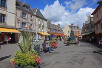 フランス ブルターニュ地方 城塞都市コンカルノー 22585002106| 写真素材・ストックフォト・画像・イラスト素材|アマナイメージズ