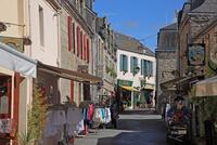 フランス ブルターニュ地方 城塞都市コンカルノー 22585002107| 写真素材・ストックフォト・画像・イラスト素材|アマナイメージズ