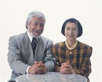 老夫婦 22600000411| 写真素材・ストックフォト・画像・イラスト素材|アマナイメージズ