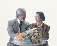 老夫婦 22600000414| 写真素材・ストックフォト・画像・イラスト素材|アマナイメージズ