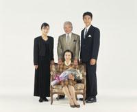 家族 22600000432| 写真素材・ストックフォト・画像・イラスト素材|アマナイメージズ