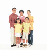 家族 22600001075| 写真素材・ストックフォト・画像・イラスト素材|アマナイメージズ