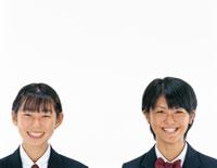 中高生の顔アップ 22600001463| 写真素材・ストックフォト・画像・イラスト素材|アマナイメージズ