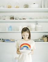 キッチンの女性 22600002830| 写真素材・ストックフォト・画像・イラスト素材|アマナイメージズ