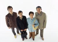 家族 22600003270  写真素材・ストックフォト・画像・イラスト素材 アマナイメージズ