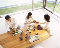 朝食 22600004043| 写真素材・ストックフォト・画像・イラスト素材|アマナイメージズ