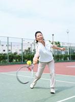 テニス 22600004359| 写真素材・ストックフォト・画像・イラスト素材|アマナイメージズ