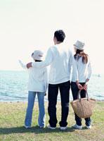 家族 琵琶湖