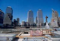 9.11一周年を迎えるグランドゼロ