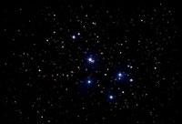 星雲のイメージ