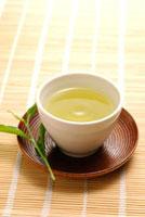 お茶とお茶の葉