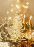 ガラスのクリスマスツリー 22709000958| 写真素材・ストックフォト・画像・イラスト素材|アマナイメージズ