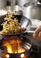 中華料理シーン