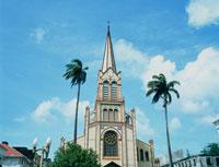 サンルイ聖堂