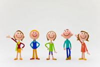 5人の若者たち 22748000412| 写真素材・ストックフォト・画像・イラスト素材|アマナイメージズ