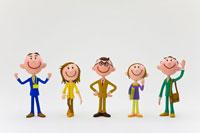 様々な職業の人たち 22748000420| 写真素材・ストックフォト・画像・イラスト素材|アマナイメージズ