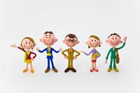 様々な職業の人たち 22748000423| 写真素材・ストックフォト・画像・イラスト素材|アマナイメージズ